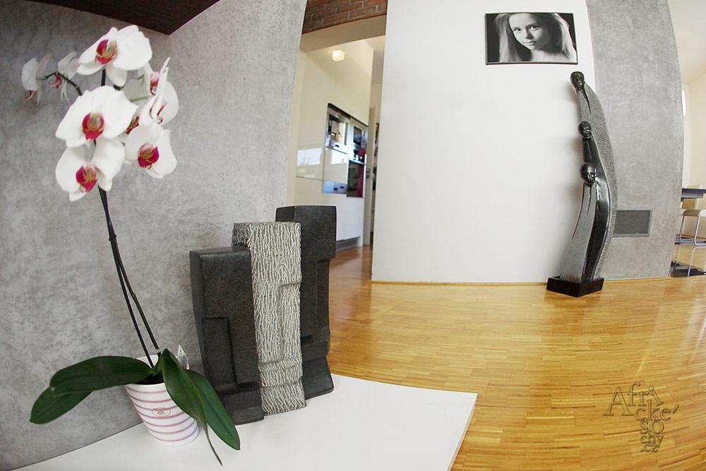 figuren und skulpturen f r ihre wohnung. Black Bedroom Furniture Sets. Home Design Ideas