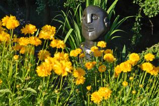 Zahradní socha do zahrady