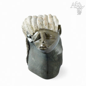 Stone sculptures for sale for any garden, apartment or interior - sculpture of  a head