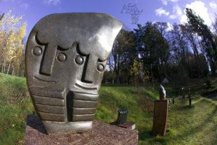Kamenné sochy na prodej v Resortu Svatá Kateřina