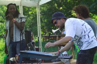 Hudební víkend v Botanické zahradě