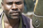 Sochař Robert Murengwa