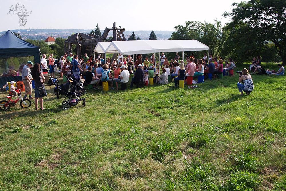 Bubenický víkend v Botanické zahradě
