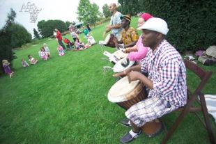 Hudební a bubenický workshop
