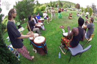 Víkend tvoření pro Afriku v Botanické zahradě