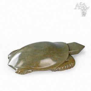 Uxorius Matemera: sculpture Turtle