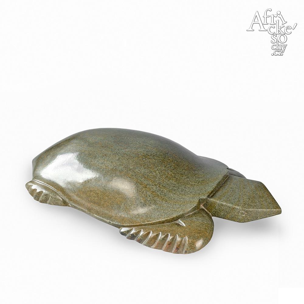 Uxorius Matemera: socha Želva