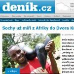 Článek na Denik.cz
