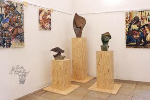 Zimbabwské umění v Kutné Hoře
