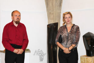 Výstava zimbabwského umění v Kutné Hoře - vernisáž