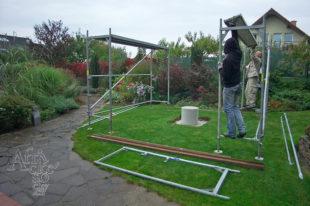 Jak instalovat sochu - začínáme