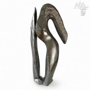 Remunice Tahwa: socha Ptáci
