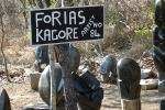 Sochař Forias Kagore