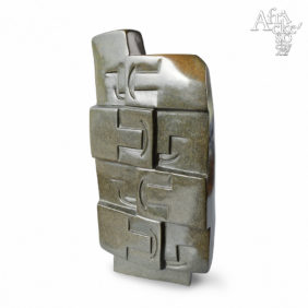 Stone sculptures for sale for any garden, apartment or interior - sculpture of a family