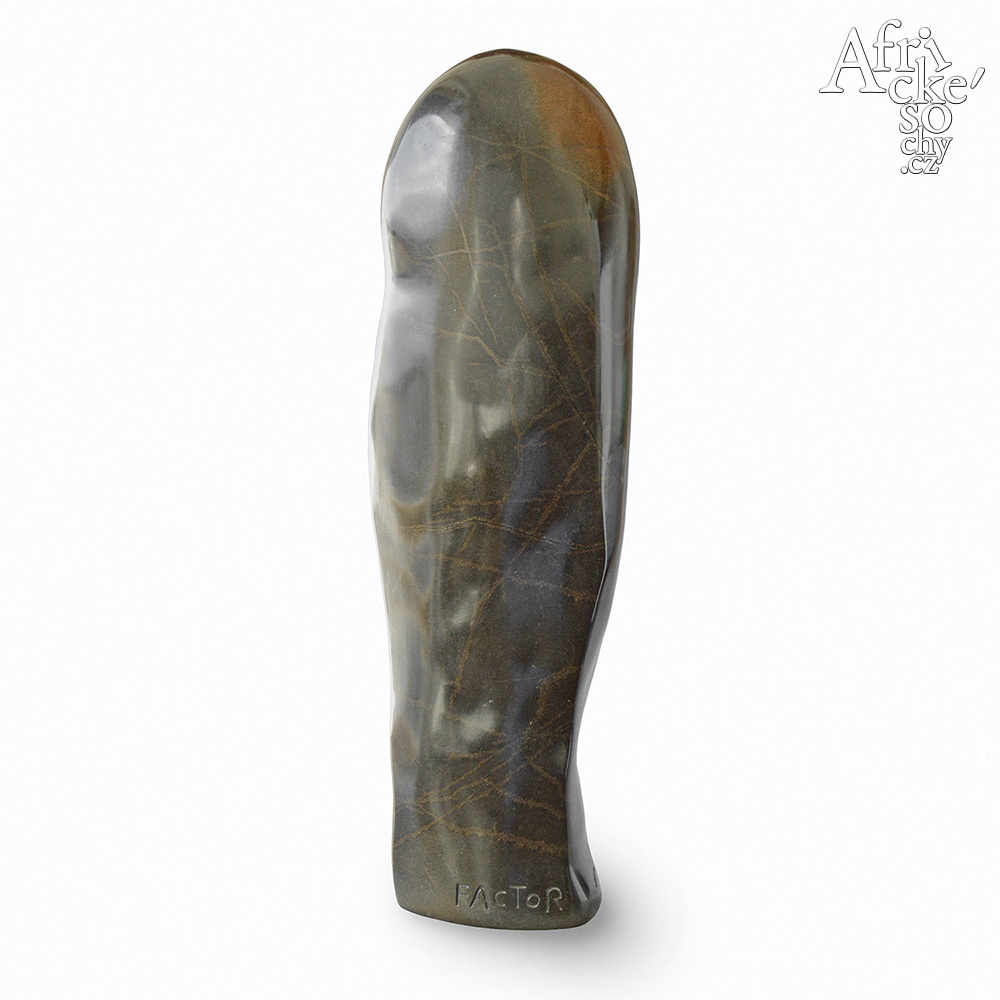 Factor Ziira: socha Africká královna