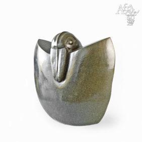 Kamenné sochy na prodej do interiéru, bytu či zahrady - socha ptáka