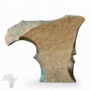Kamenné sochy na prodej do interiéru, bytu či zahrady - socha velké rodiny