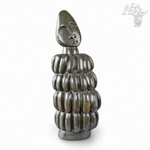 Sample Kafara: sculpture Banana woman