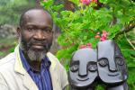 Sochař Davison Chakawa