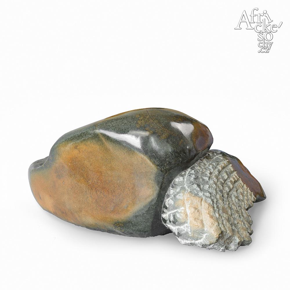 Kamenné sochy na prodej do interiéru, bytu či zahrady - socha spící dívky