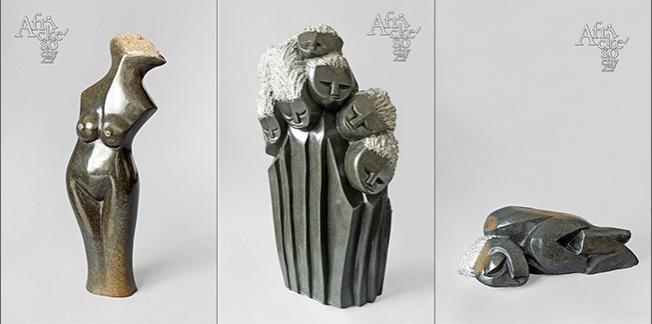 Poslední sochy přidané do e-Galerie
