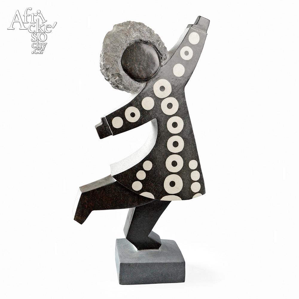 Dominic Benhura: socha Tanečnice