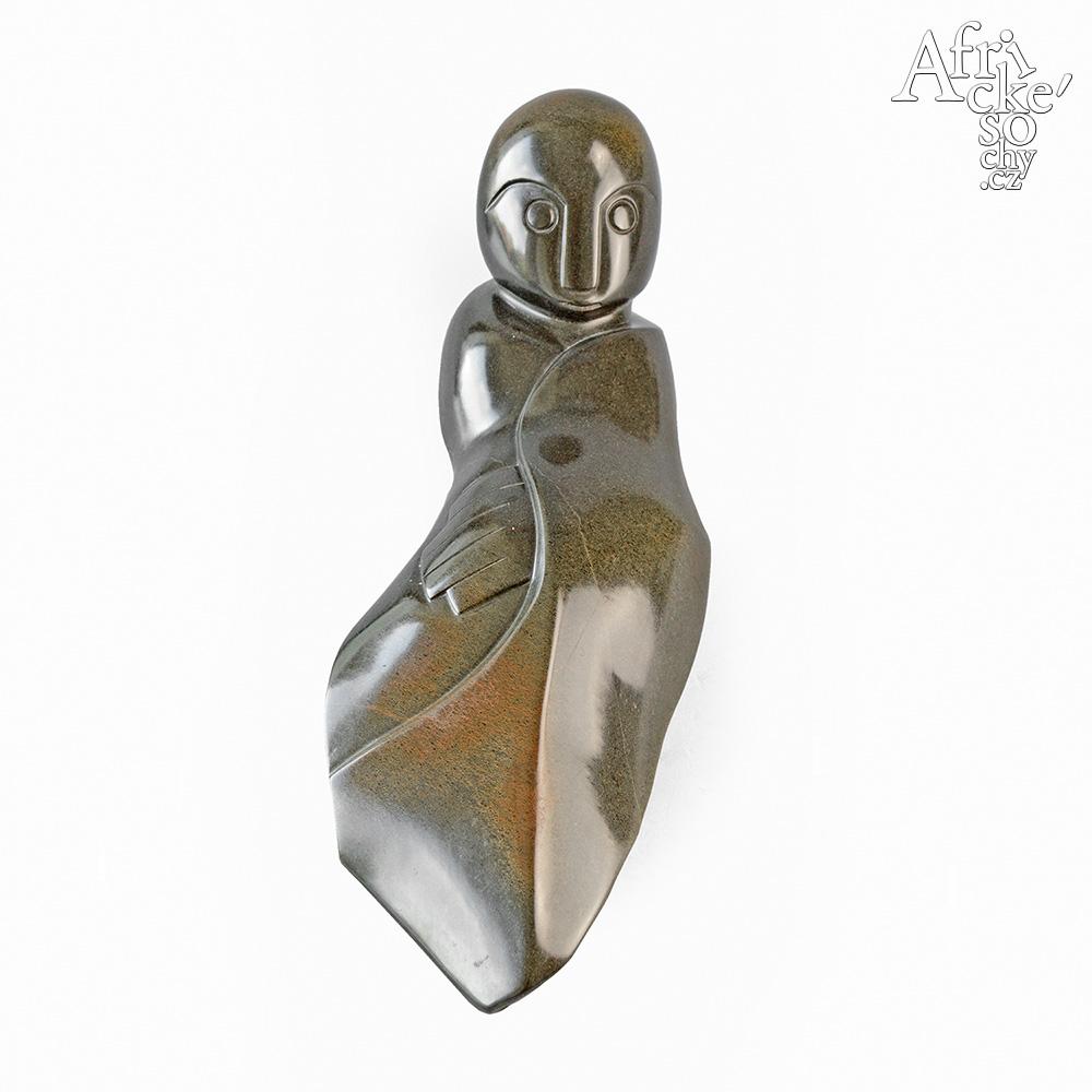 Factor Ziira: socha Ležící