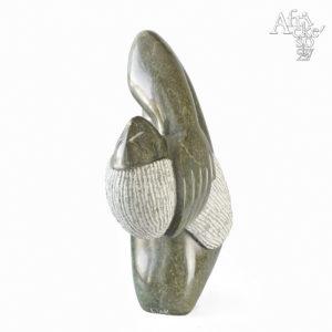 Kamenné sochy na prodej do interiéru, bytu či zahrady - socha dívky