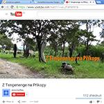 Z Tengenenge na Příkopy