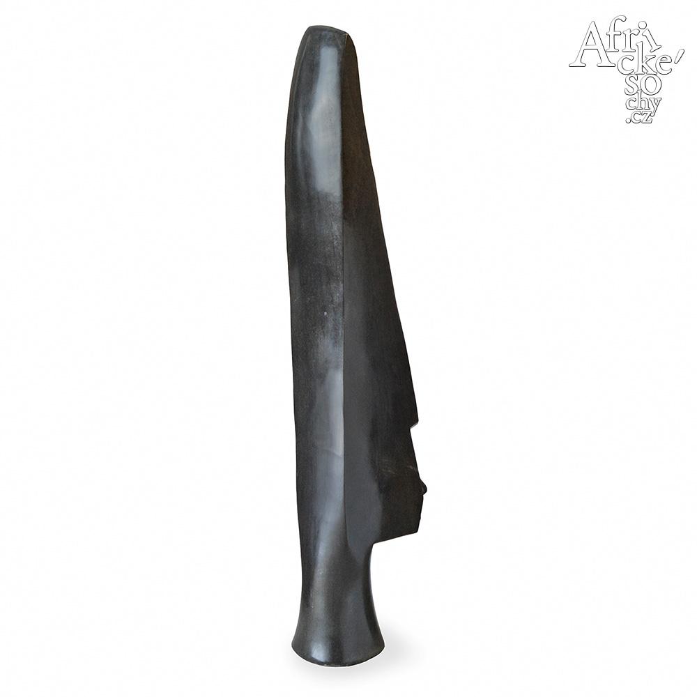 Steady Gomo: socha Vysoká hlava