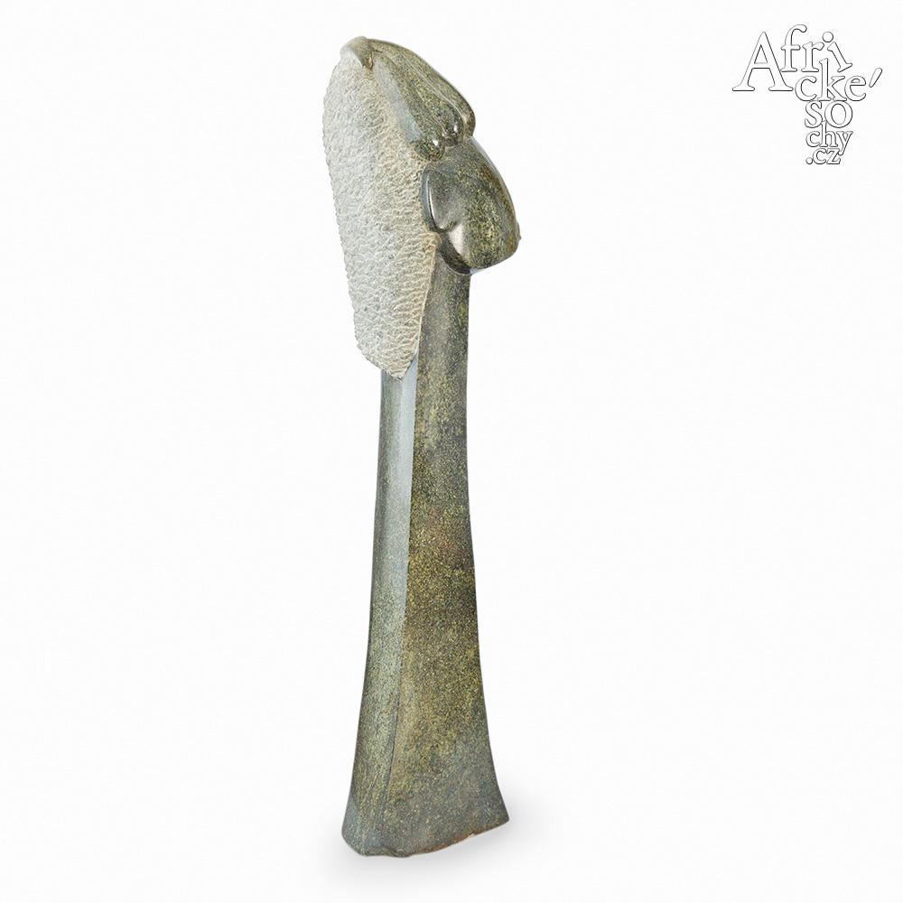 Wasiri Amali Malola: socha Dívka