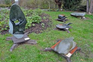 Kamenné sochy na prodej