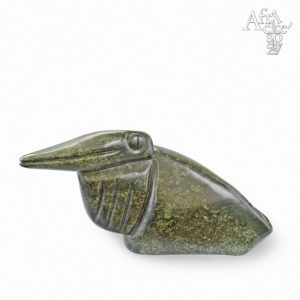 Stone sculptures for sale for any garden, apartment or interior - sculpture of  a bird