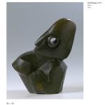 Katalog výstavy Současné zimbabwské sochařství