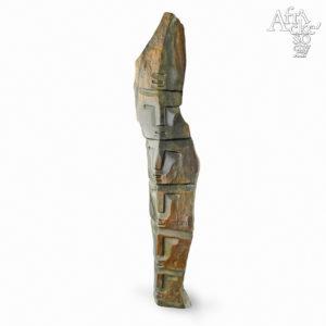 Victor Fire: socha Velký totem