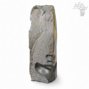 Victor Fire: sculpture Head