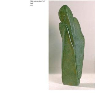 Národní galerie v Praze: Katalog výstavy Současné zimbabwské sochařství