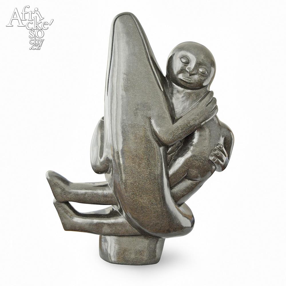 Josiah Manzi: socha Zápas
