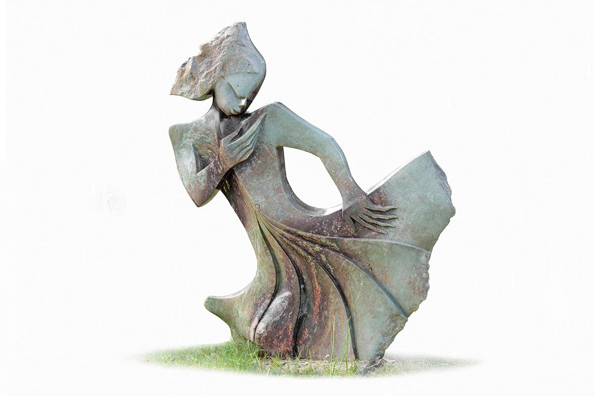 Proč si koupit sochu - Lovemore Bonjisi Dívka