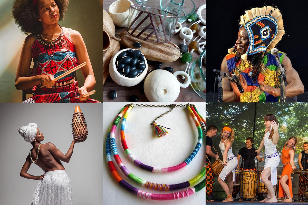 African Food Festival - Afrika všemi smysly