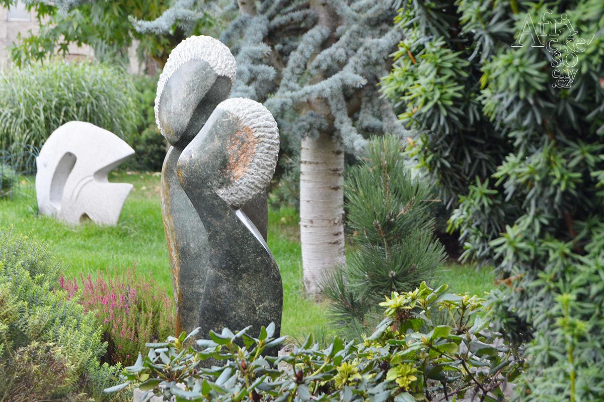 Kamenné sochy na prodej do bytu, domu, interiéru a zahrady