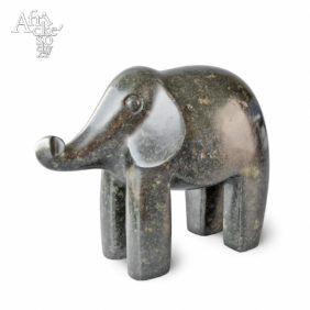 Kamenné sochy na prodej do zahrady, bytu či interiéru - socha slona