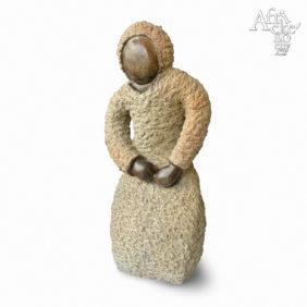 Kamenné sochy na prodej, sochy do zahrady či interiéru, socha Dívka