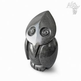Kamenné sochy na prodej, sochy do zahrady či interiéru, socha Sova