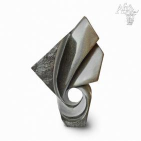 Socha Abstrakce | Kamenné sochy na prodej, sochy do zahrady či interiéru