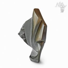 Virimai Ferenando: socha Abstrakce
