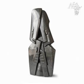 Socha Milenci | Kamenné sochy na prodej, sochy do zahrady či interiéru