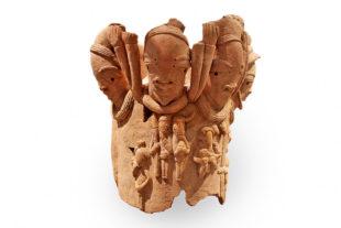Terakotové sochy kultury Nok