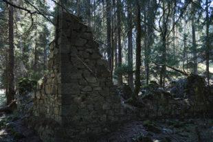 Mnichovské hadce - brusírna hadce