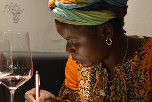 Setkání s Maudy Muhoni v Art-n-Coffee